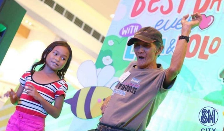 Photos: Lolo, Lola and Me Dance Challenge at SM City Urdaneta Central