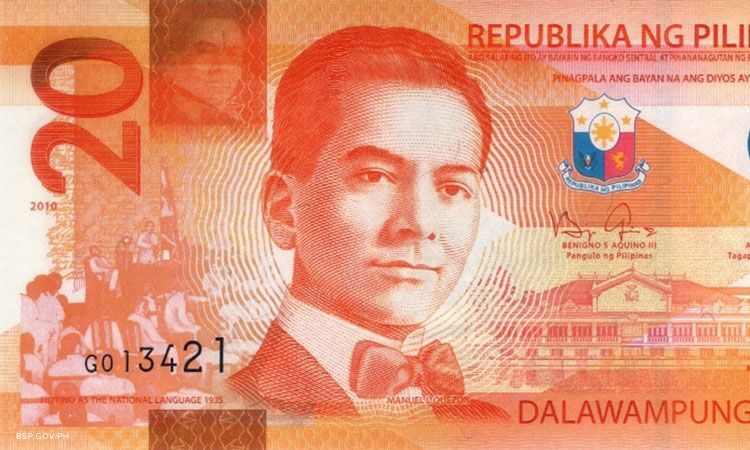 Bangko Sentral to Produce Php20 Coin