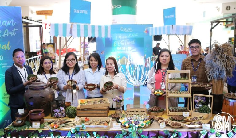 Food, Music and Arts BESTival Media Launch at SM City Rosales