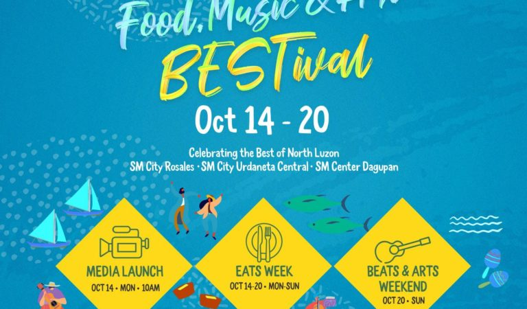 Pangainan Food, Music & Art BESTival 2019