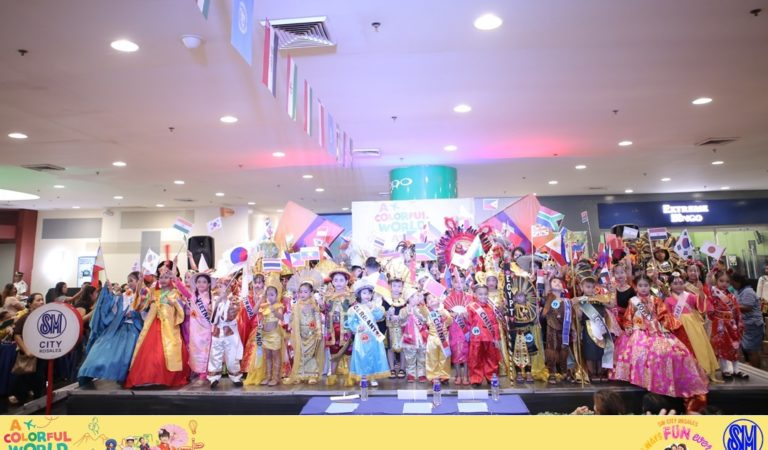 SM City Rosales United Nations 2019 Celebration