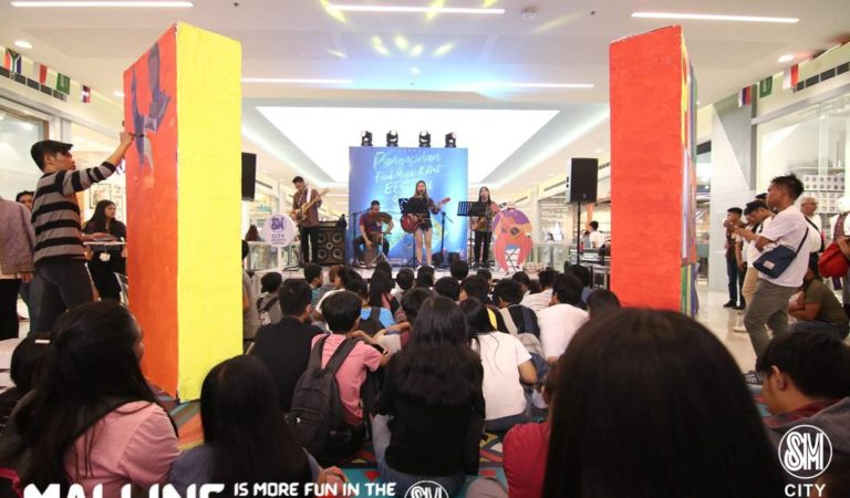 SM City Urdaneta Central Beats and Arts Weekend