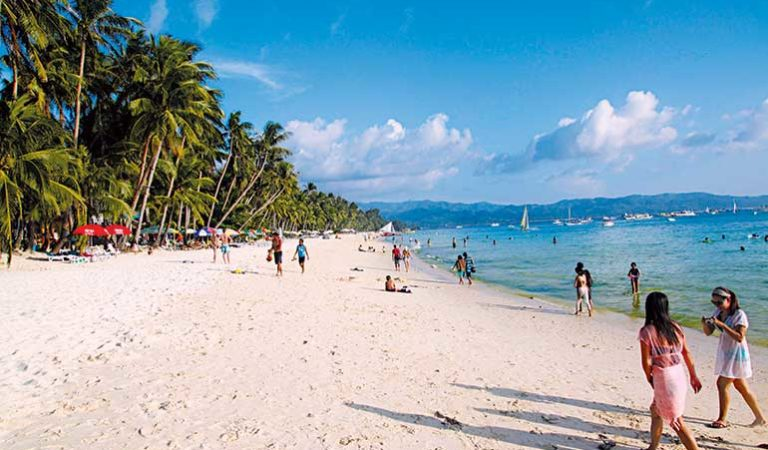 Boracay is the Best Island in Asia in 2019