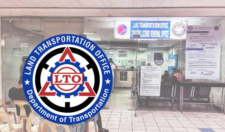LTO Motorcycle Registration Renewal Fee 2019