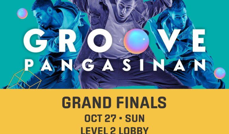 SM City Rosales Groove Pangasinan 2019 Grand Finals
