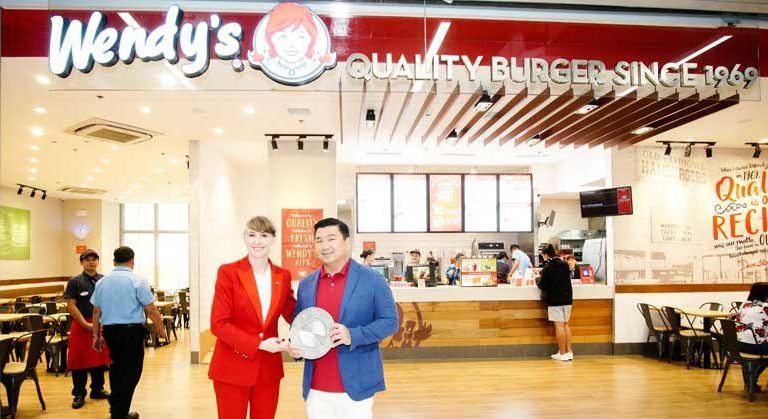 Davao's Tycoon Dennis Uy Acquires Wendy's