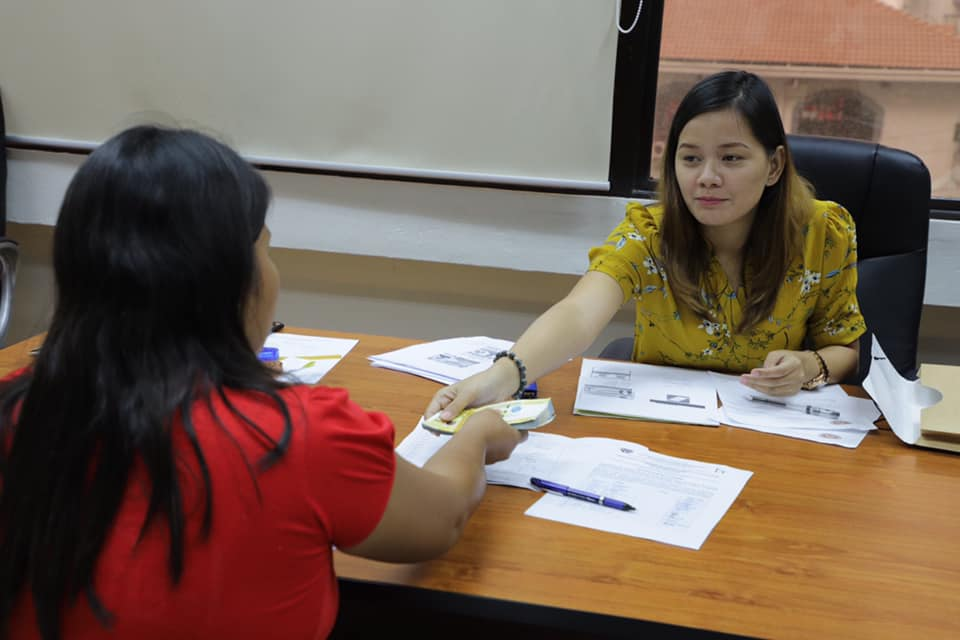 KAPATIRAN receives financial assistance from DSWD, OPAPP