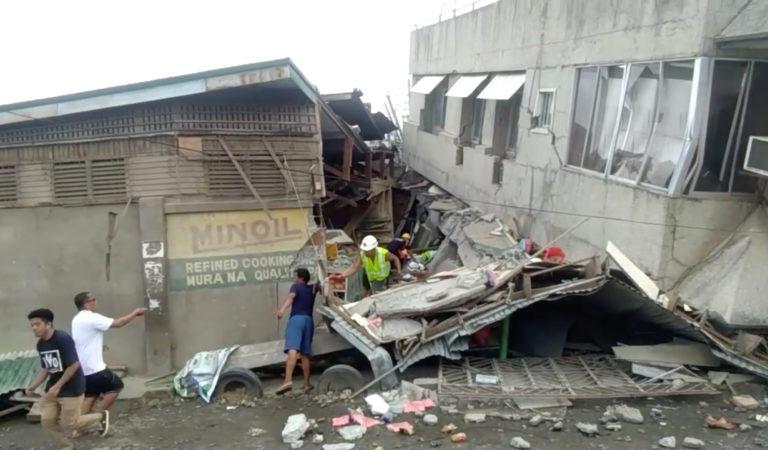 Another Earthquake Hits Mindanao (6.9 Magnitude)