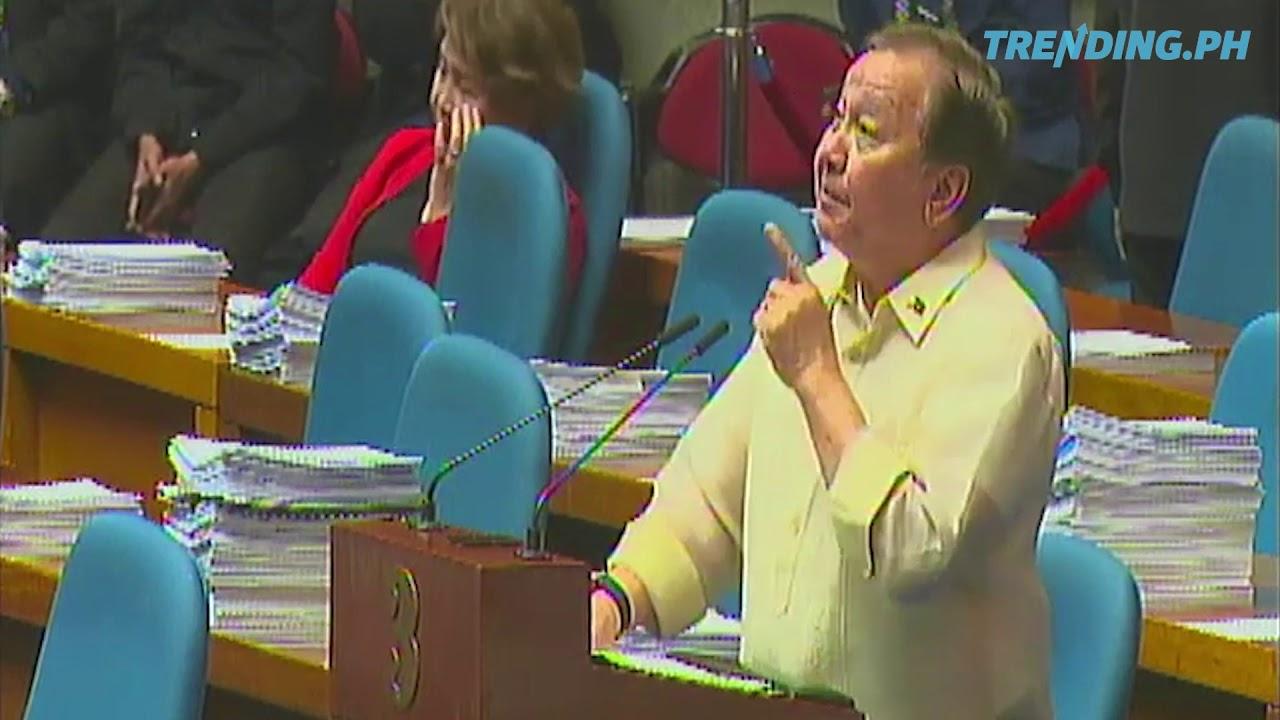 Cong. Lito Atienza's Privilege Speech on issue regarding Manila Water Concessionaires