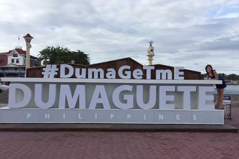 dumaguete's tourist arrivals