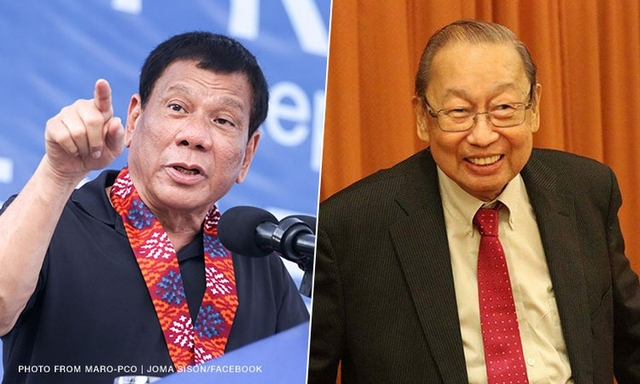 """Pres. Duterte: """"Peace Talk is OK but """"Crush"""" NPA and Abu Sayyaf if They Fight Us"""""""