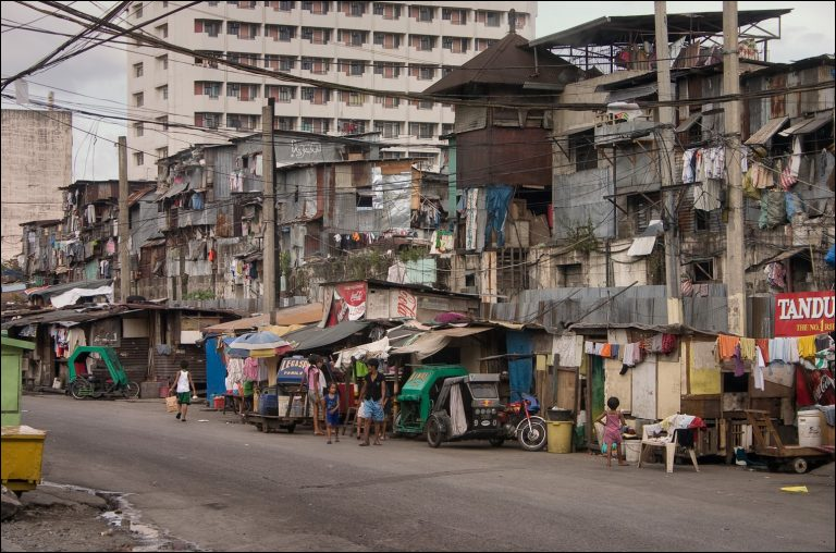 Poverty, Homelessness, and the Catholic Church in the Philippines (CCP)