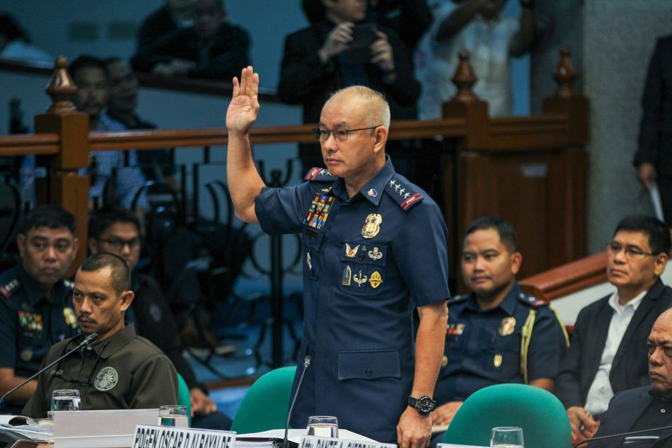13 Policemen Will Be Charged of Criminal Cases Relating to RA 9165 by the DOJ