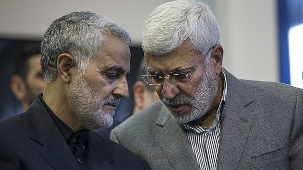 Photo: haaretz.com/us-news/.premium-iran-soleimani-assassination-trump-four-questions-1.8351038