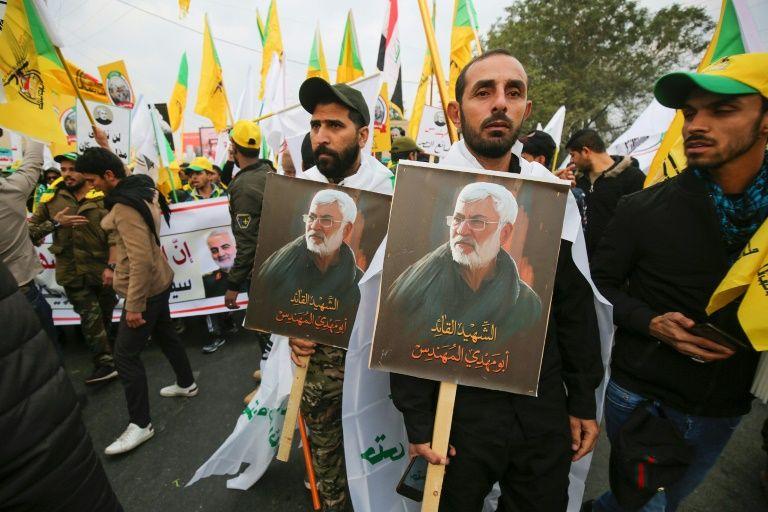 Photo: news.yahoo.com/iraqi-force-says-us-strike-killed-top-iran-022607275.html