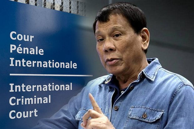 Atty. Sabio's withdrawal of the ICC complaint vs. Pres. Duterte
