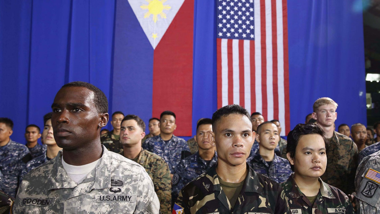 Pres. Duterte Threatens to End Military Deal with the US