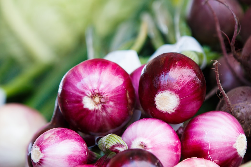 importation of red onions