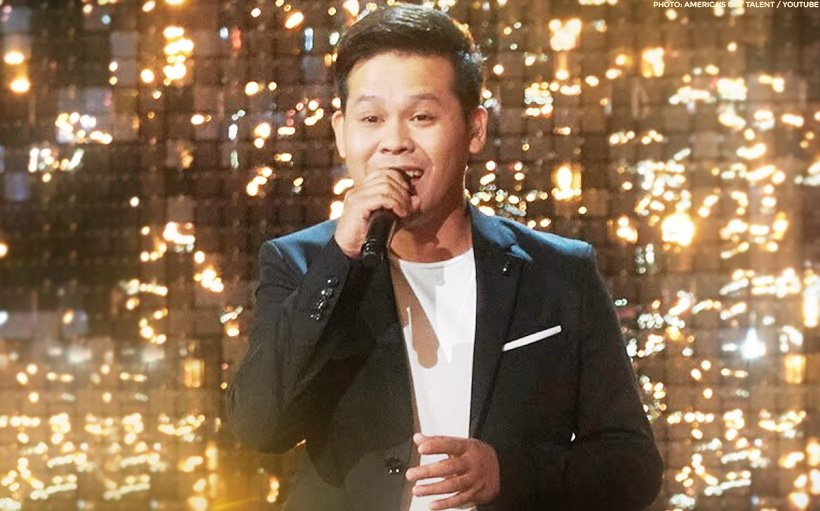 Pasok na sa Grand Finals si Marcelito Pomoy – AGT: The Champions 2020