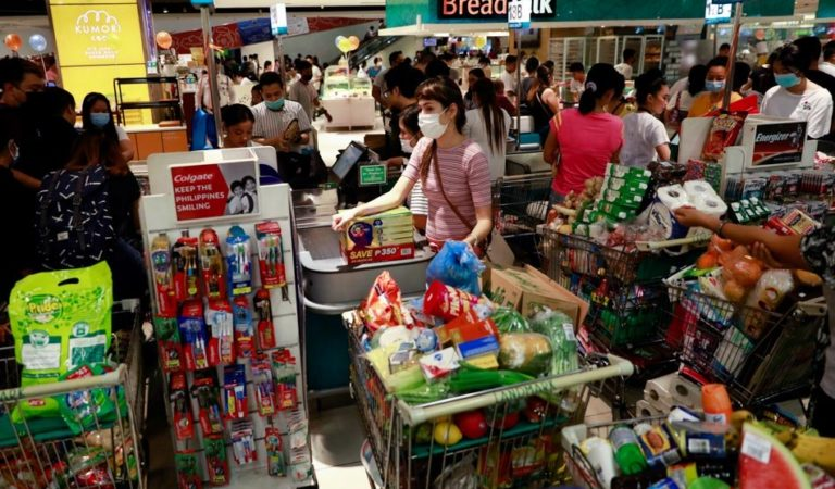"PH Govt's Response to Panic Buying: ""selling beyond regular prices… will be arrested"""