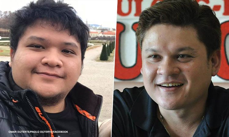 "Congressman Paolo Duterte Apologized for his Son Omar Regarding the ""Quarantine Protocol"" Issue"