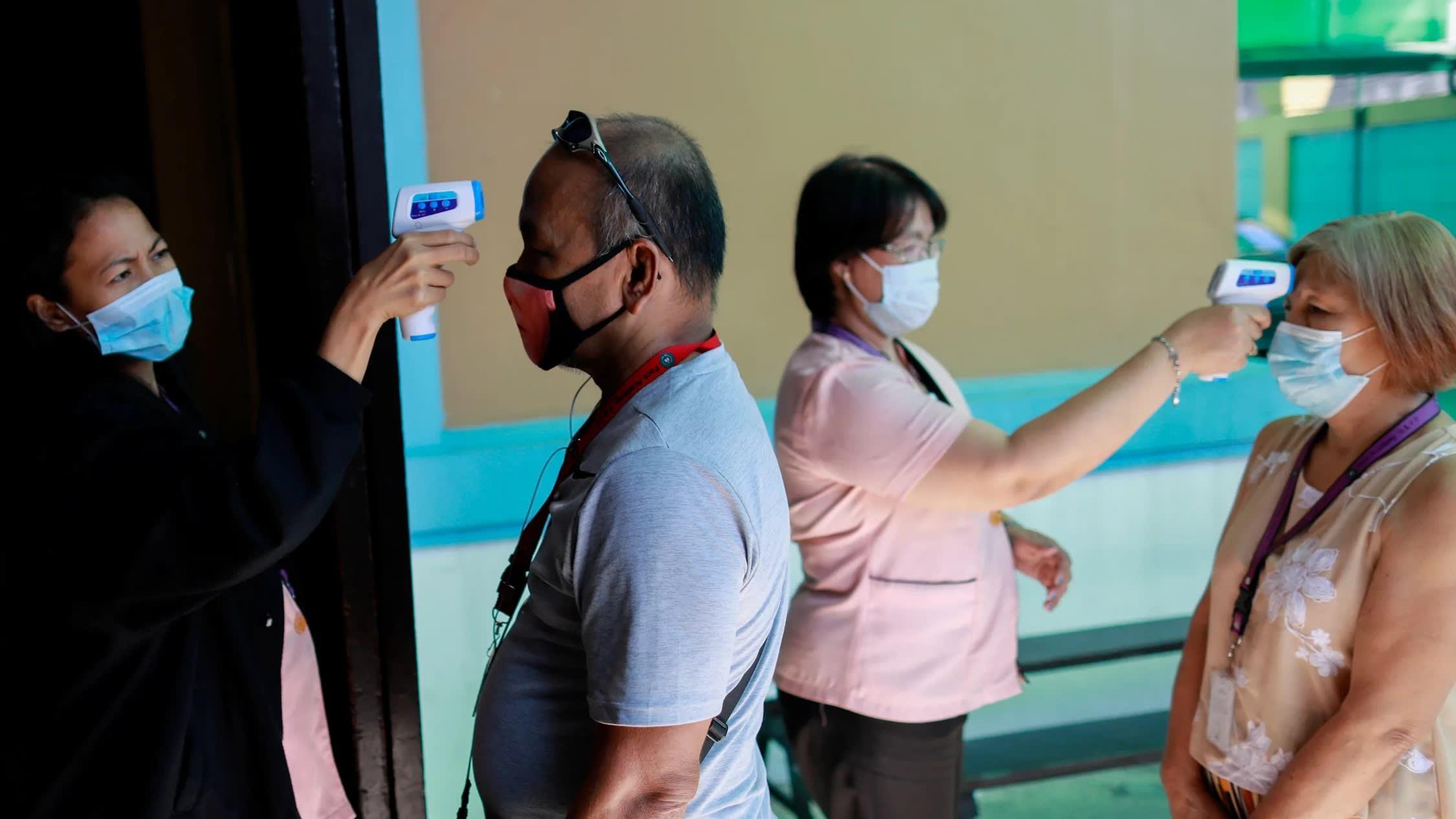 coronavirus in the Philippines