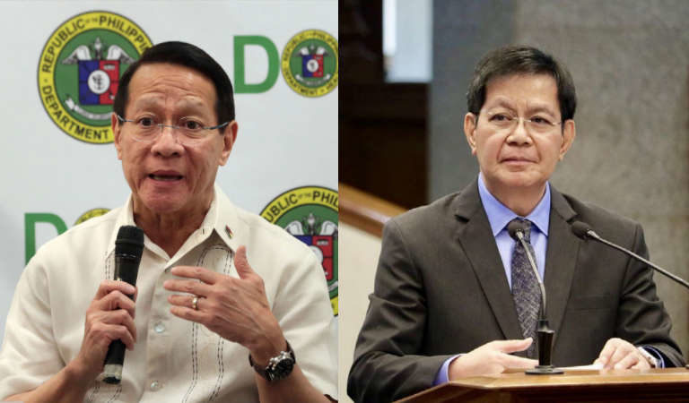 Senator Lacson's Allegations to Health Secretary Duque