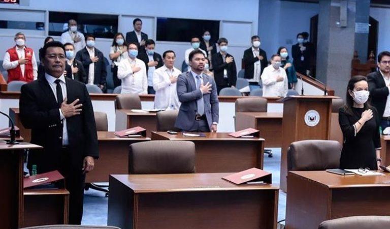 Senate Grant More Emergency Power to the President