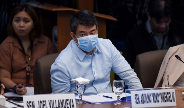 Sen. Koko Pimentel Might be Charged with Violations Against the Quarantine Protocols