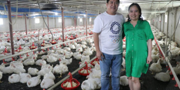 poultry grower in northern luzon