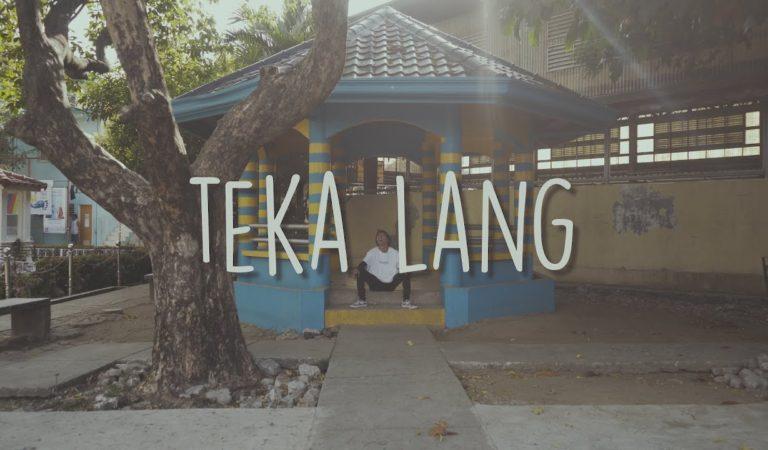 """""""Teka Lang"""" by Emman (Lyrics)"""