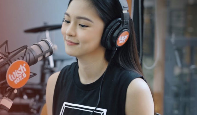 "Kim Chiu's ""Bawal Lumabas"" is the Most Disliked Wish 107.5 Bus Video in 2020"