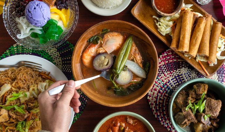 List of Filipino Restaurants in Connecticut USA