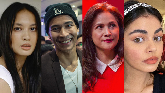 "Celebrities Call for Scrapping of the ""Anti-terrorism Bill""; Saying it threatens the ""Basic Human Rights"" #JunkTerrorBill"