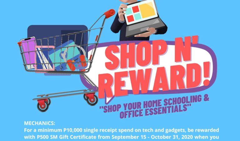 SM Supermalls Pangasinan Shop N' Reward