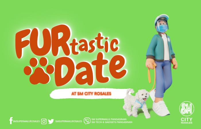 FURtastic Date at SM City Rosales