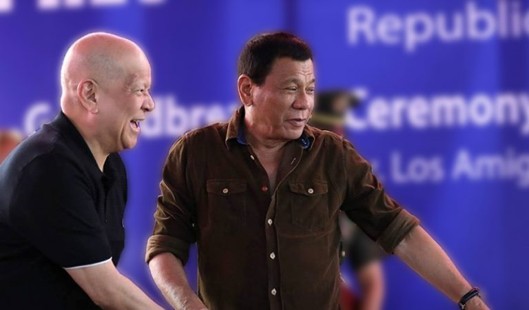 Ramon Ang thanked Pres. Duterte for the Success of the Metro Manila Skyway Stage 3