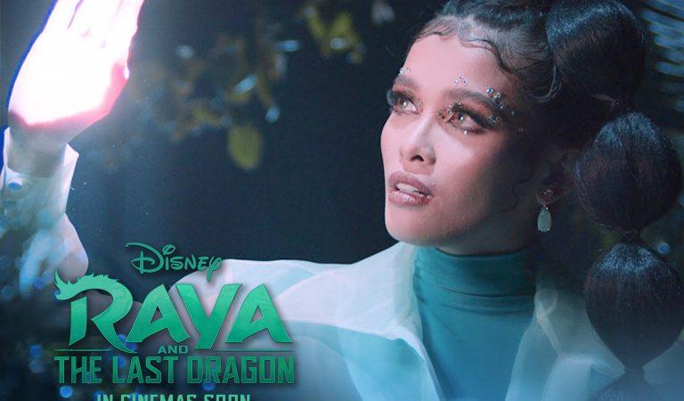 KZ Tandingan to sing the first Filipino Disney track