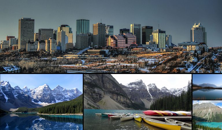 Places to visit in Alberta, Canada