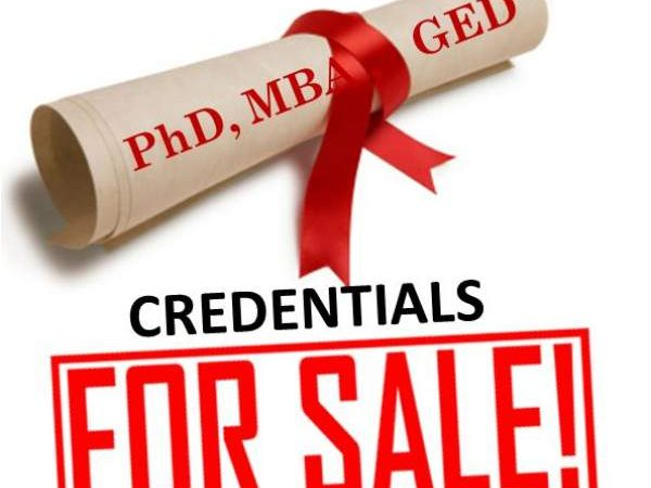 BEWARE Who You Employ, Some Caught Buying Fake Degrees Online