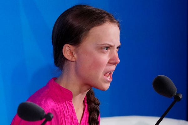 Greta Thunberg, the Climate Movement, and the Proposed Solution
