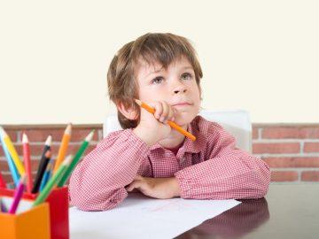 Child thinking via ClaudioValdes/www.shutterstock.com