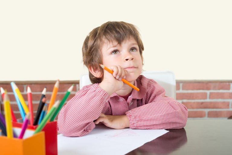 Child thinking via ClaudioValdes/www.shutterstock.com